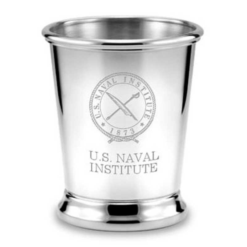 615789150862: USNI Pewter Julep Cup by M.LaHart & Co.