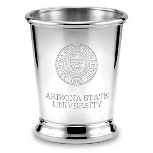 615789280095: Arizona State Pewter Julep Cup by M.LaHart & Co.