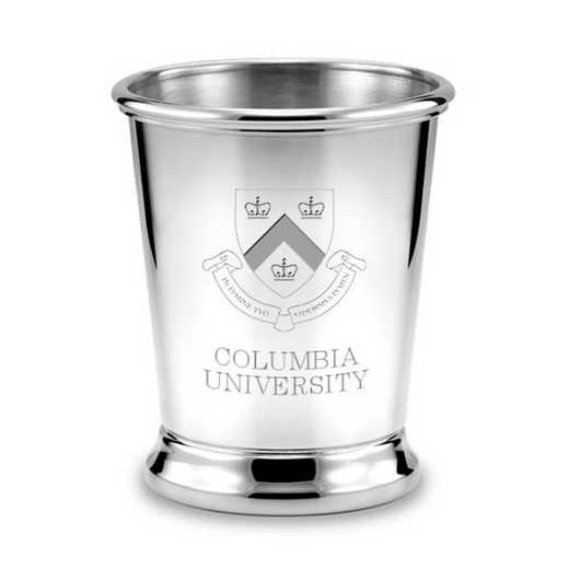 615789322900: Columbia Pewter Julep Cup by M.LaHart & Co.