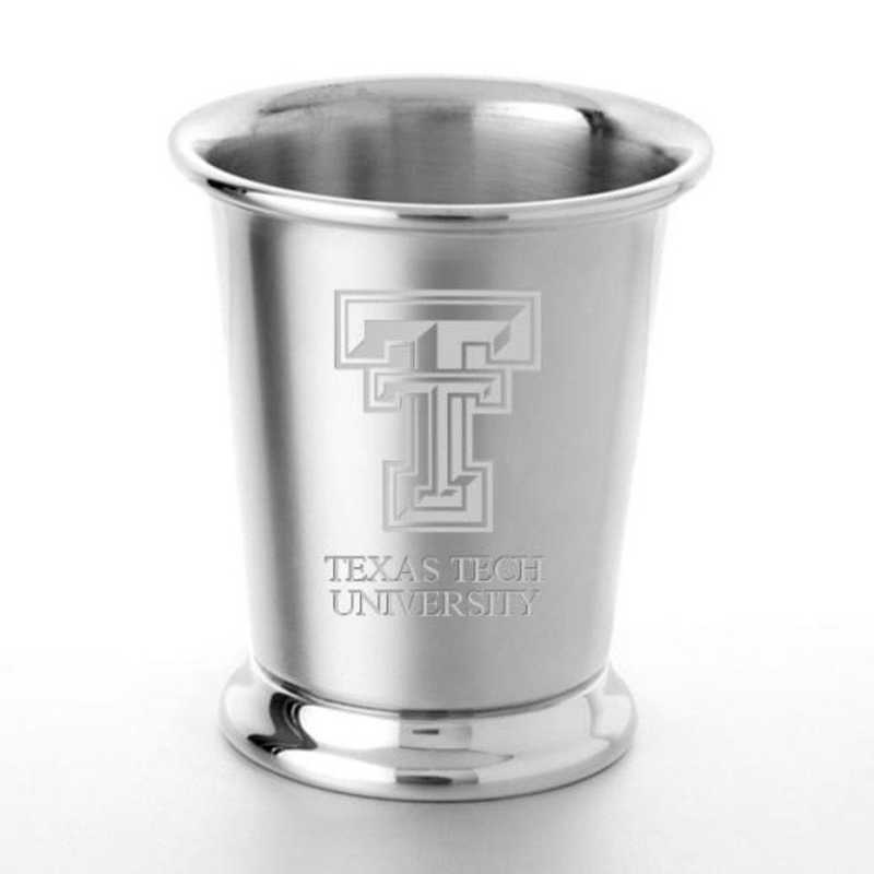 615789597353: Texas Tech Pewter Julep Cup by M.LaHart & Co.