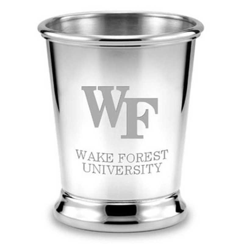 615789657774: Wake Forest Pewter Julep Cup by M.LaHart & Co.