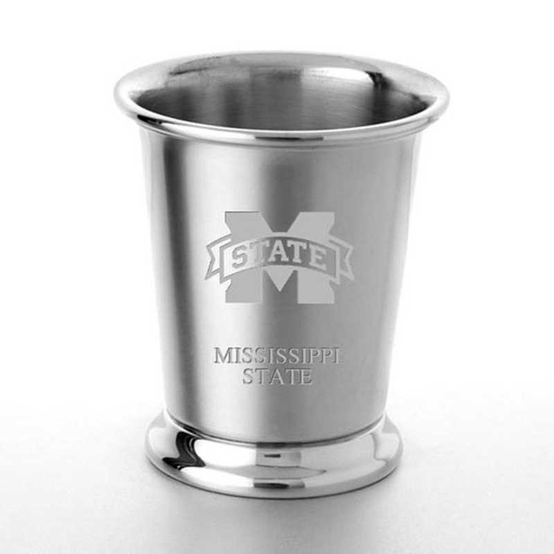 615789669081: Mississippi State Pewter Julep Cup by M.LaHart & Co.