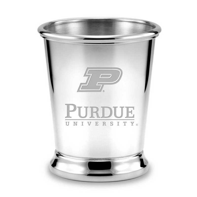 615789721994: Purdue University Pewter Julep Cup by M.LaHart & Co.