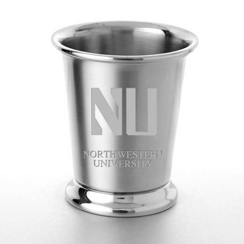 615789777700: Northwestern Pewter Julep Cup by M.LaHart & Co.