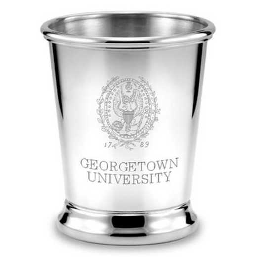 615789836148: Georgetown Pewter Julep Cup by M.LaHart & Co.