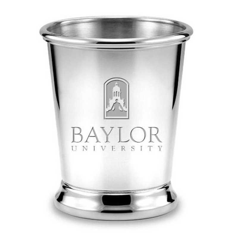 615789879527: Baylor Pewter Julep Cup by M.LaHart & Co.