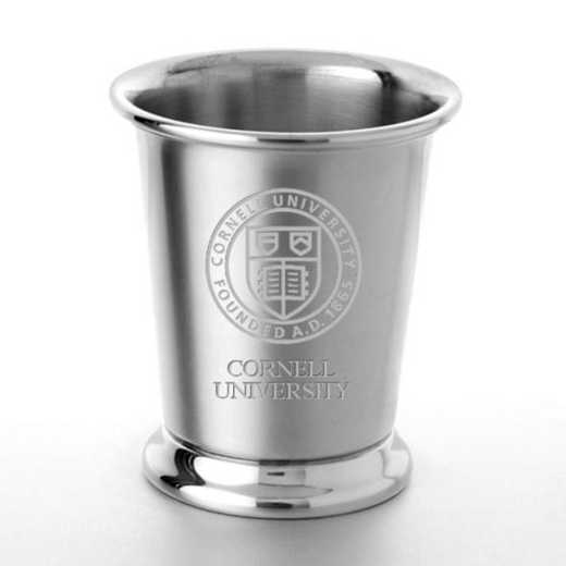 615789985082: Cornell Pewter Julep Cup by M.LaHart & Co.