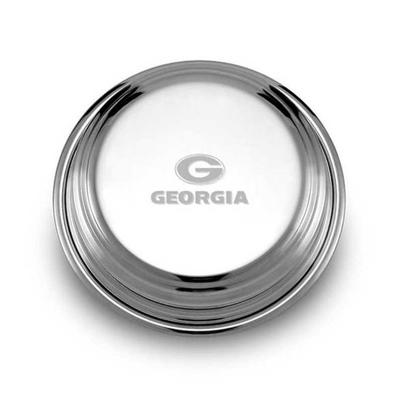 615789172826: Georgia Pewter Paperweight