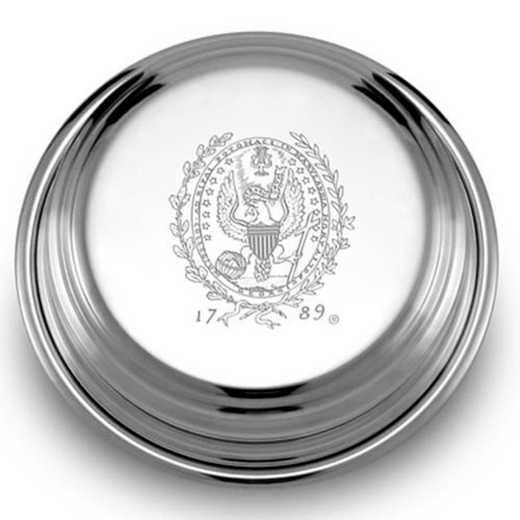 615789214977: Georgetown Pewter Paperweight