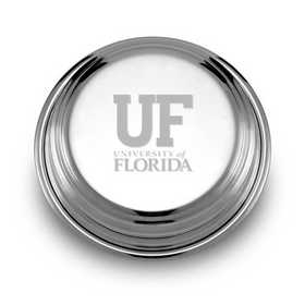 615789232339: Florida Pewter Paperweight