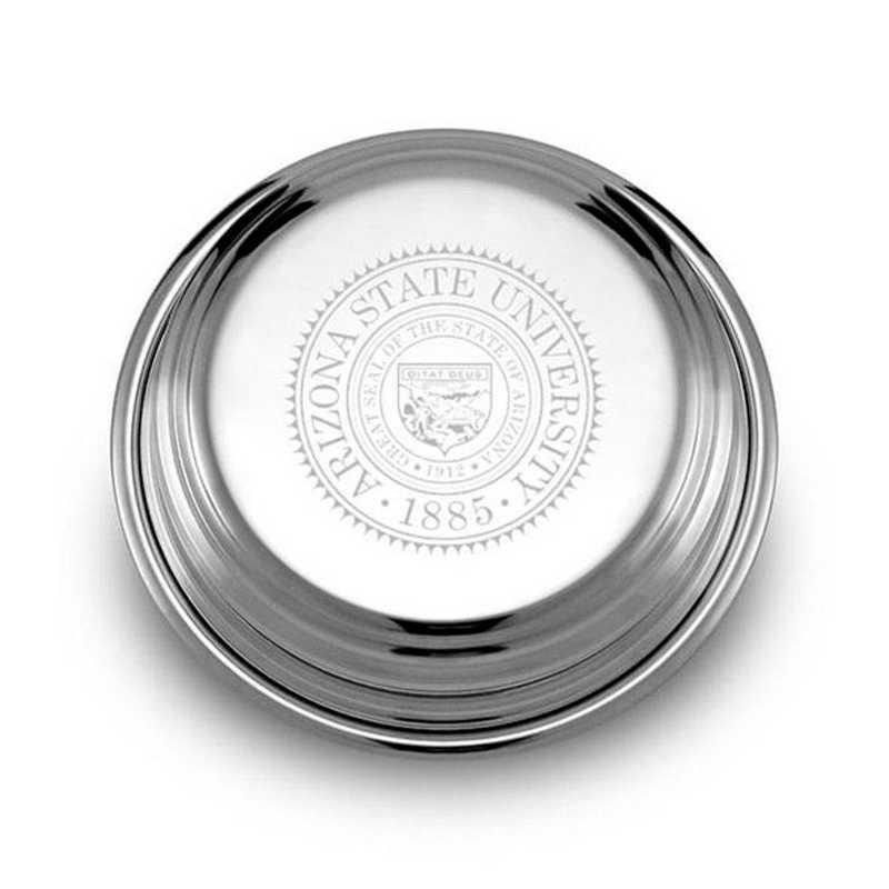 615789301899: Arizona State Pewter Paperweight