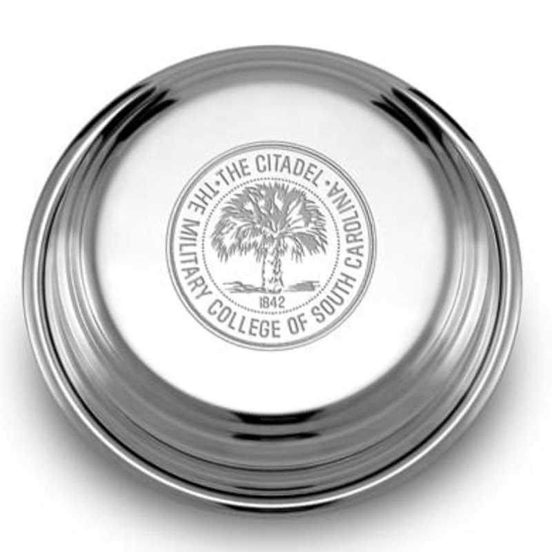 615789346258: Citadel Pewter Paperweight