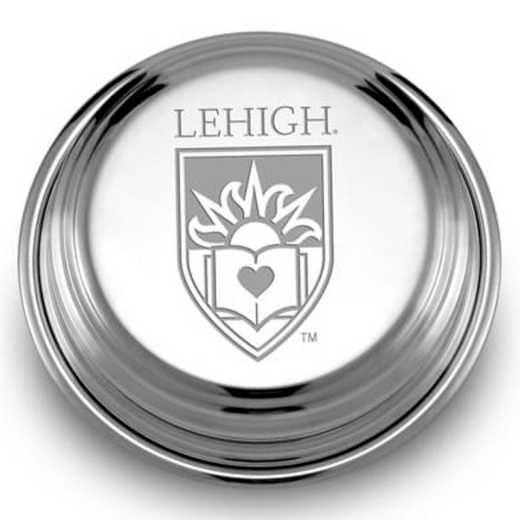 615789365600: Lehigh Pewter Paperweight