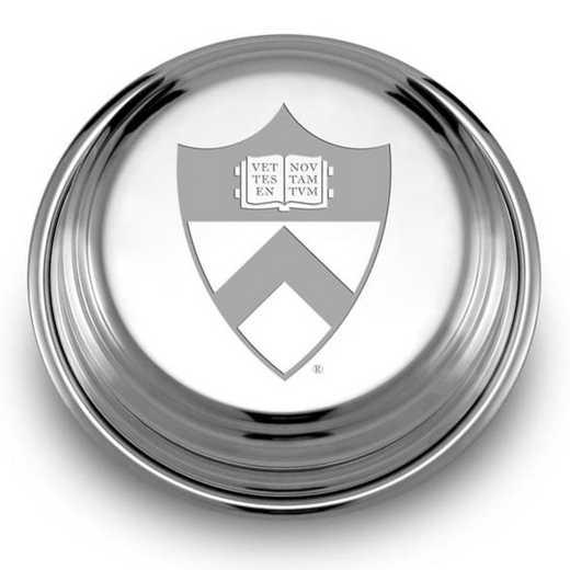 615789417927: Princeton Pewter Paperweight