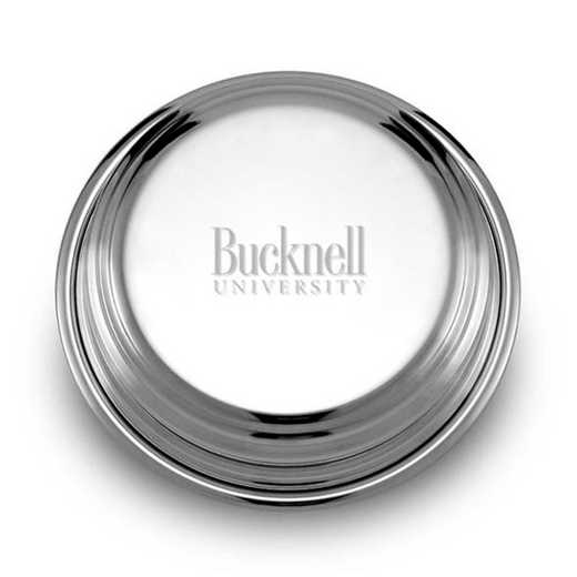 615789532637: Bucknell Pewter Paperweight