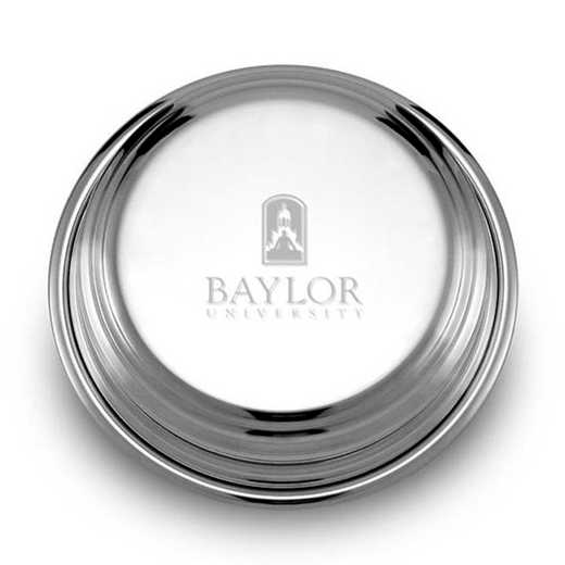 615789585749: Baylor Pewter Paperweight