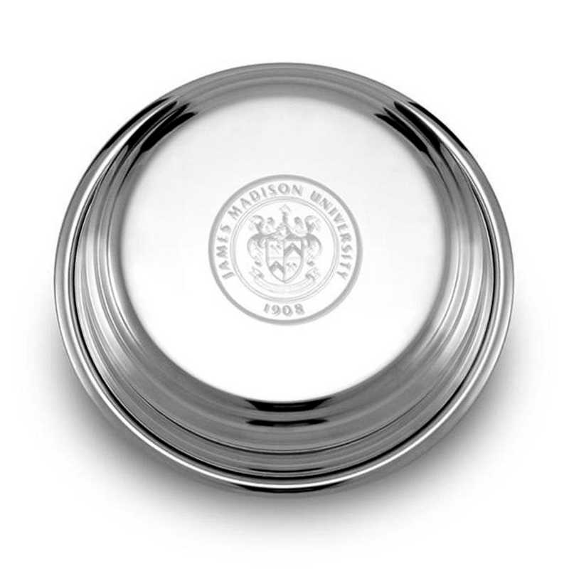 615789623939: James Madison Pewter Paperweight