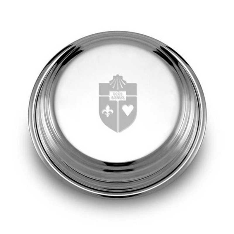 615789644002: St. John's Pewter Paperweight