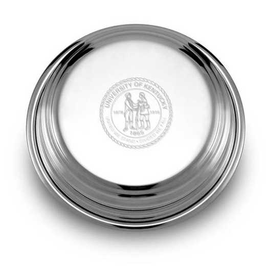 615789783879: Kentucky Pewter Paperweight