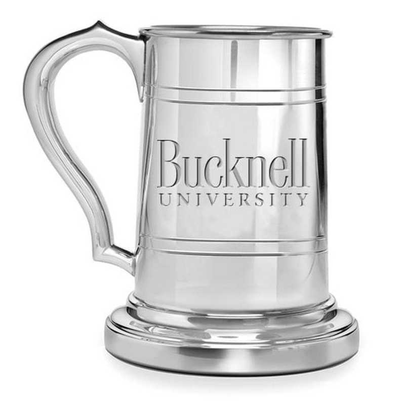 615789236924: Bucknell Pewter Stein by M.LaHart & Co.