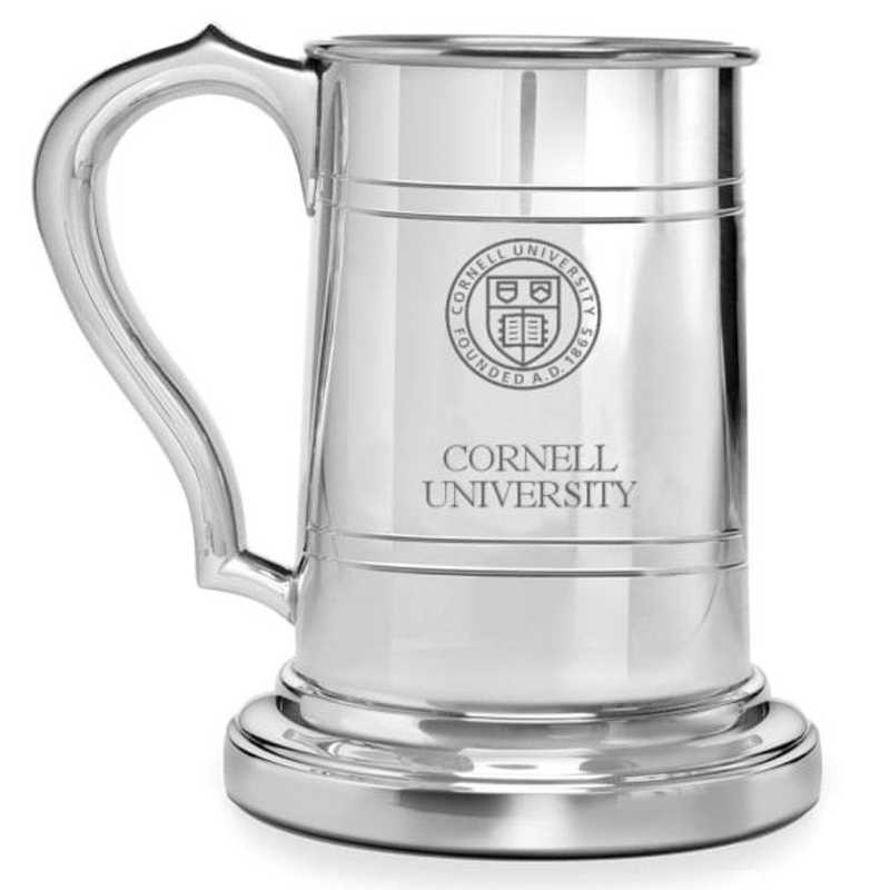 615789386933: Cornell Pewter Stein by M.LaHart & Co.