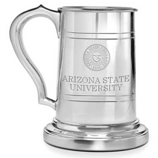 615789505105: Arizona State Pewter Stein by M.LaHart & Co.