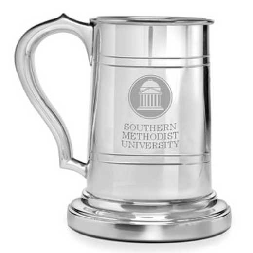 615789538899: SMU Pewter Stein by M.LaHart & Co.