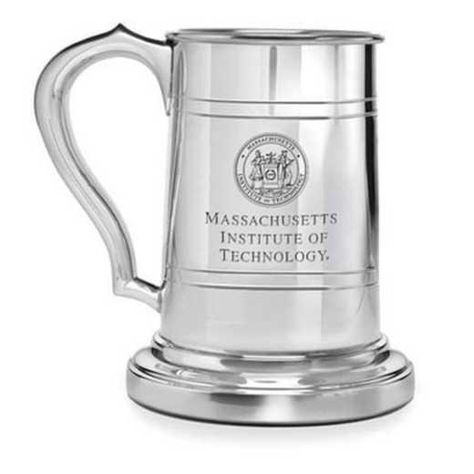 615789548300: MIT Pewter Stein by M.LaHart & Co.