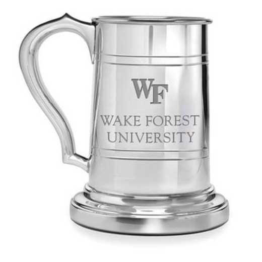 615789561668: Wake Forest Pewter Stein by M.LaHart & Co.