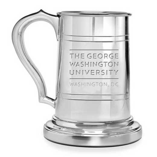 615789622178: George Washington Pewter Stein by M.LaHart & Co.