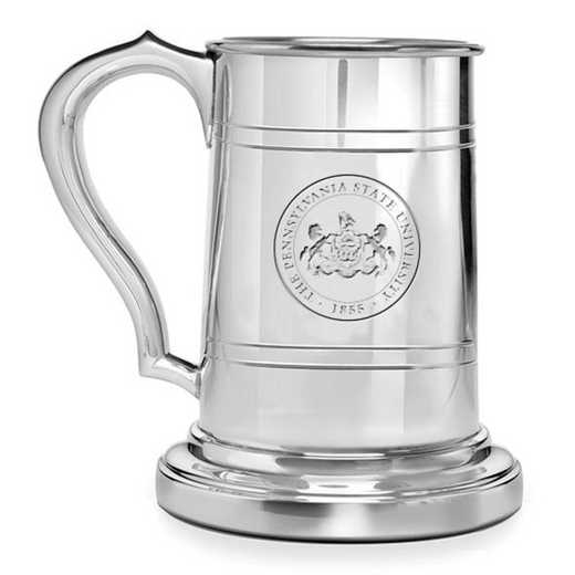 615789757047: Penn State Pewter Stein by M.LaHart & Co.