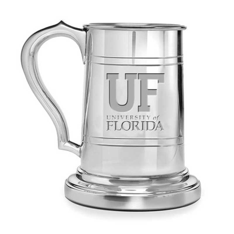 615789760962: Florida Pewter Stein by M.LaHart & Co.