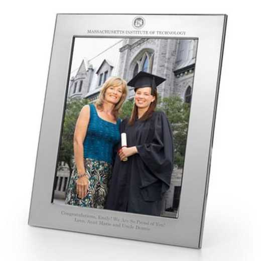 615789230359: MIT Polished Pewter 8x10 Picture Frame