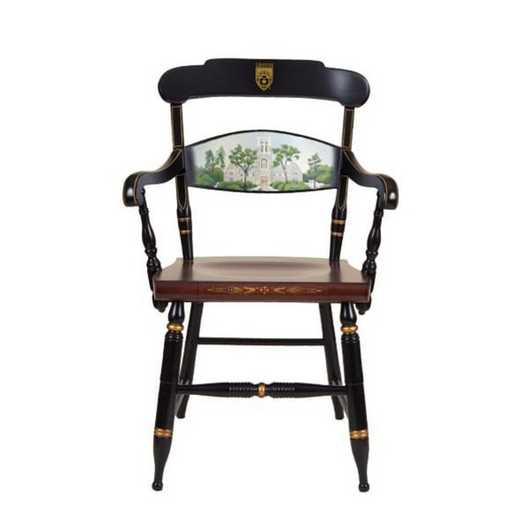 615789988212: Hand-painted Lehigh University Campus Chair by Hitchcock