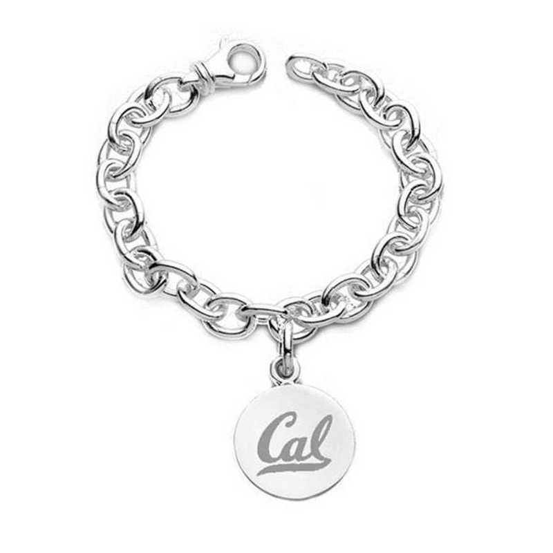 615789414759: Berkeley Sterling Silver Charm Bracelet