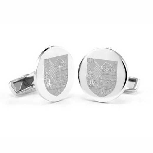 615789939917: Dartmouth College Cufflinks in Sterling Silver
