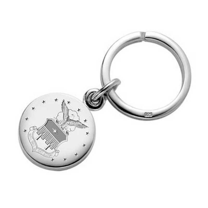 615789429678: Air Force Academy Sterling Keyring