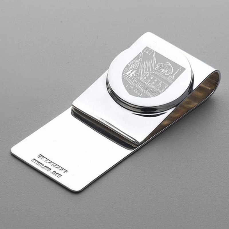 615789332930: Dartmouth Sterling Silver Money Clip