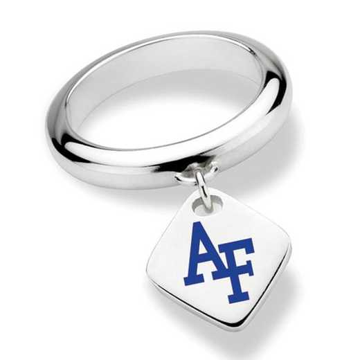 Air Force Academy  Sterling Silver Ring with Sterling Tag by M.LaHart & Co.