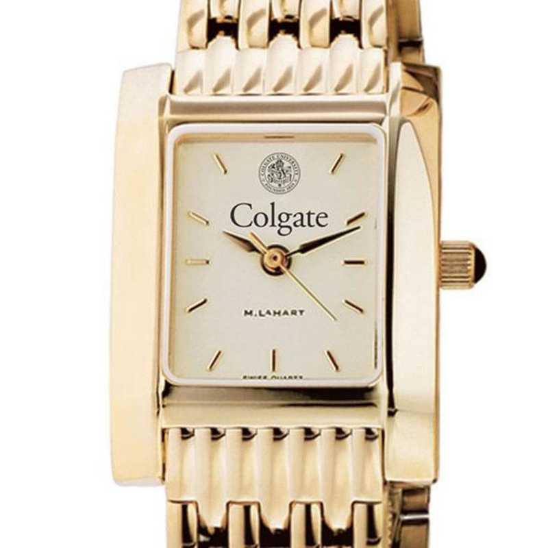 615789637349: Colgate Women's Gold Quad W/ Bracelet