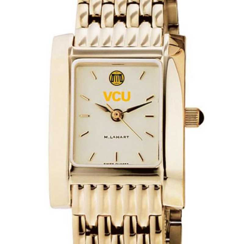615789904250: VCU Women's Gold Quad W/ Bracelet
