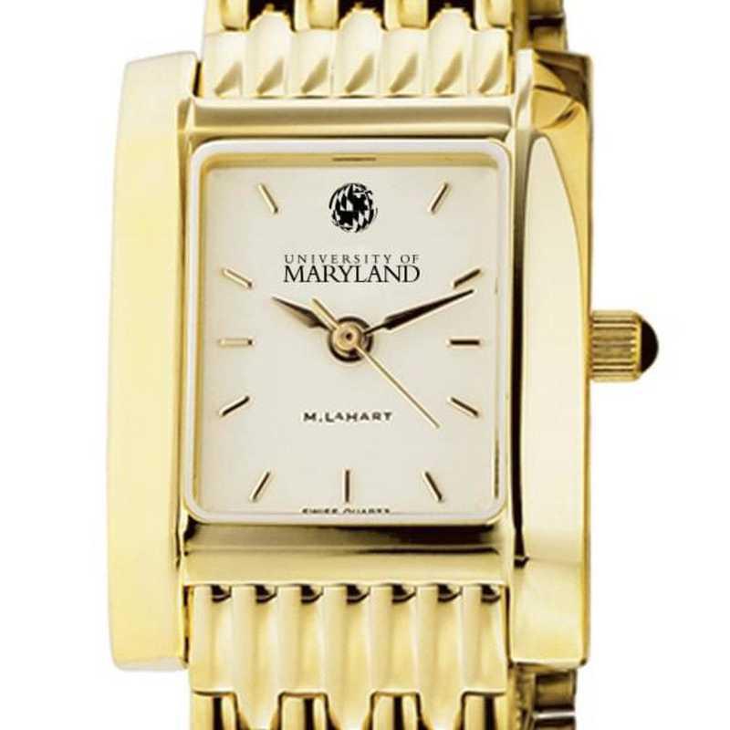 615789962144: Maryland Women's Gold Quad W/ Bracelet
