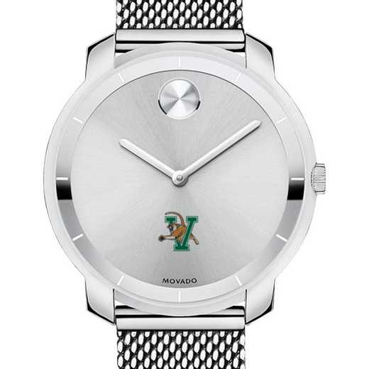 615789278689: Univ of Vermont Women's Movado Stainless Bold 36