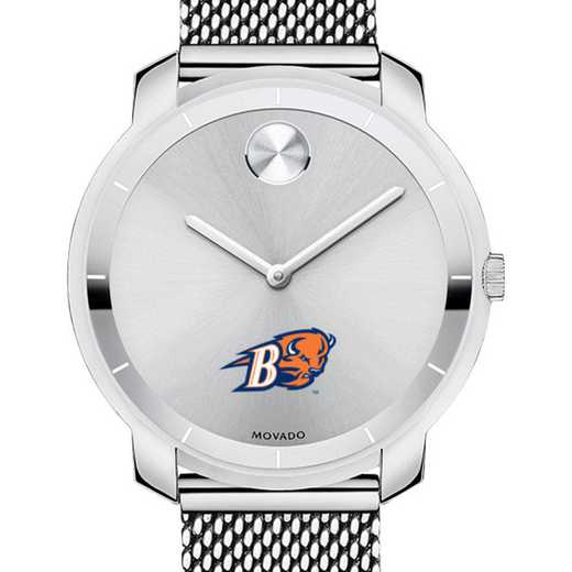 615789381310: Bucknell Univ Women's Movado Stainless Bold 36