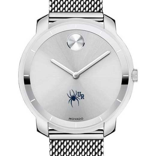 615789500131: Univers of Richmond Women's Movado Stainless Bold 36