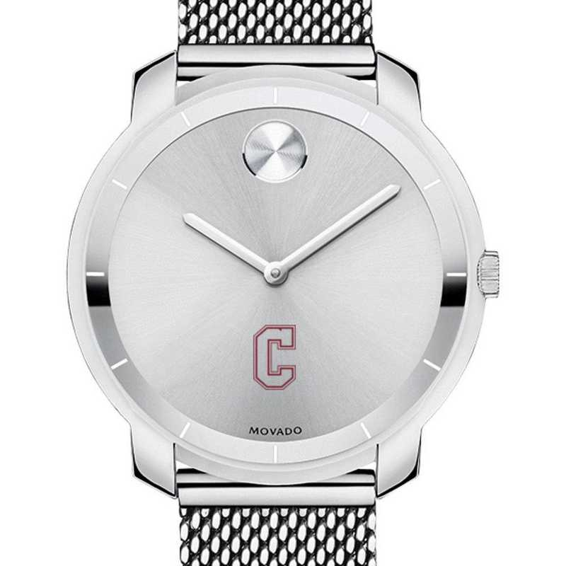615789604389: College of Charleston Women's Movado Stainless Bold 36