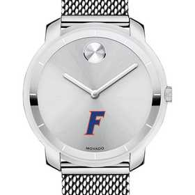 615789648598: Univ of Florida Women's Movado Stainless Bold 36