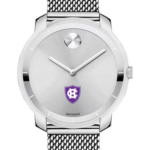 615789696230: Holy Cross Women's Movado Stainless Bold 36