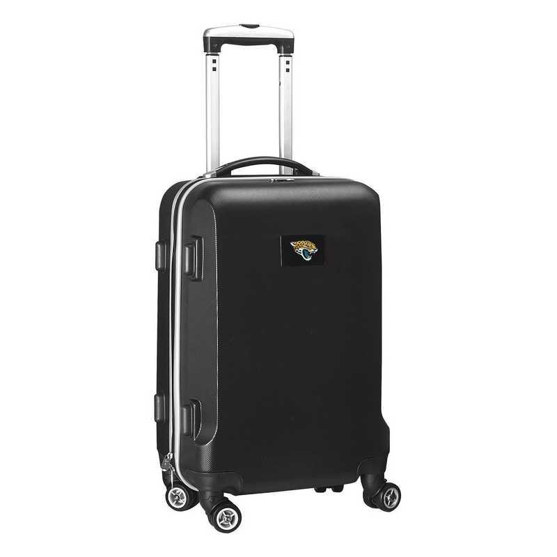 NFJJL204-BLACK: NFL Jacksonville Jaguars   21IN Hardcase Spinner BLK