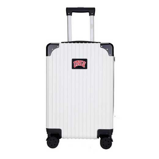 "CLNLL210-WHITE: UNLV Rebels Premium 21"" Carry-On Hardcase"